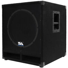 Seismic Audio Powered 15