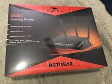 NETGEAR XR300-100NAS Nighthawk Pro Gaming WiFi Router