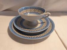 3 Teiliges Sammeltassen Set Porzellanfabrik Schieholz / Kaffeegedeck / Tee