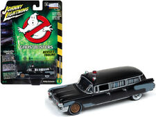 1959 CADILLAC GHOSTBUSTERS ECTO progetto pre Nero 1/64 JOHNNY LIGHTNING jlss 005