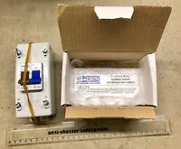 Brand new Proteus electric double pole isolator switch 100 amp
