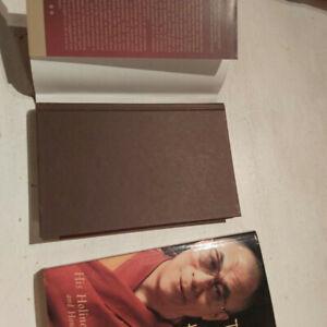 DALAI LAMA🌟 TWO BOOKS ONE HARD COVER