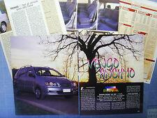AUTO997-RITAGLIO/CLIPPING/NEWS-1997-TOYOTA PICNIC 2.0 16V- 5 fogli