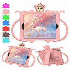 """For iPad 5th 6th Gen 2018 / Air 1 2 / Pro 9.7"""" Kids Shockproof Stand Case Cover"""