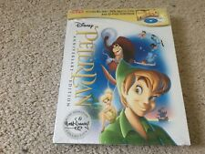 Disney Peter Pan (Blu-ray+DVD+Digital+Digibook)Signature Ed Target Exclusive