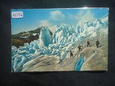 Switzerland (Postcard) Rhone Glacier Unused