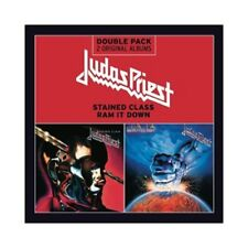 Judas Priest-Stained Class/RAM IT DOWN 2 CD hard 'n' heavy/Heavy Metal Nuovo