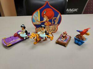 Burger King  Kids Club McDonald's Happy Meal  Aladdin Toys