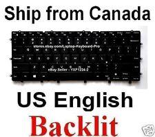 Dell Inspiron 13 7000 series 13-7347 13-7348 13 7347 7348 Keyboard - US Backlit