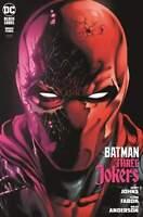 Batman Three Jokers #3 (Of 3) Cover B Jason Fabok Red Hood Variant (MR) (10/27/2