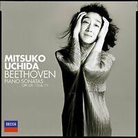 Mitsuko Uchida - Beethoven: Piano Snts (NEW CD)