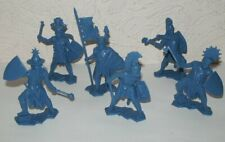 Publius. Medieval Knights of XIII Century. Set #2. 1/32 plastic toy soldiers