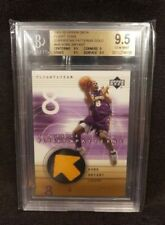 Serial Numbered Kobe Bryant Basketball Trading Cards