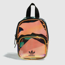 Adidas Originals Mini Iridescent Backpack Radiant Metallic CK5085