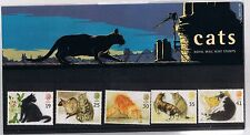 GB Presentation Pack 254 1995 Cats 10% OFF ANY 5+ BIN's