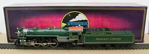 MTH 30-1125 Southern Crescent Diecast 4-6-2 Steam Locomotive #1396 LNIB W/ PS1