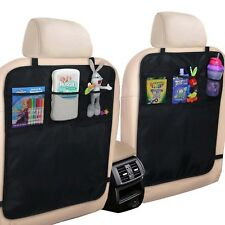 NEW Munchkin Deluxe Kick Mats 1/2-Pack. Car Seat Back Protector. Ideal for kids.