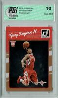 Gary Payton II 2016-17 Donruss Basketball #198 Rookie Card PGI 10