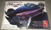 AMT Plymouth Prowler Snap 1:25 scale model car kit new 1083