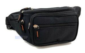 Fanny Pack Waist Bag Men Women Shoulder Hip Belt Bum Sport Travel Waterproof