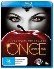 Once Upon a Time: Season 3 on Blu Ray