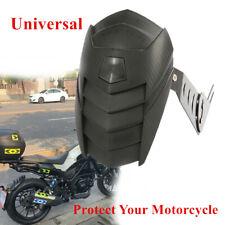 PP Motorcycle Rear Wheel Extension Plate Fender Cover Splash Mudguard w/Bracket