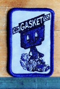 VINTAGE MR GASKET CO Old School Hot Rod SEW ON
