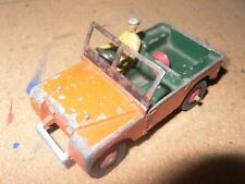 DINKY 27D LAND ROVER