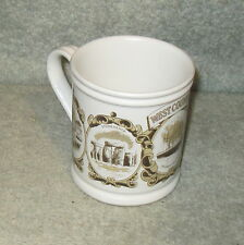 DENBY CADBURY'S  REGIONAL MUG - WEST COUNTRY