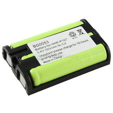 Cordless Home Phone Rechargeable Battery for Panasonic HHR-P107 HHRP107 400+SOLD
