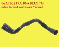 Für Entlüftungsschlauch Entlüftungsrohr Kurbelgehäuseentlüftung VW 1.6 102 PS