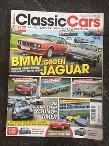 Classic Cars, Ausgabe 7/2019, BMW 625 CSi