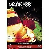 Madness - Take It or Leave It (DVD GENUINE UK RELEASE 2002)