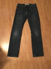 Boys Girls Levi's 511 Slim Fit Blue Jeans Size 16 Reg 28x28.5