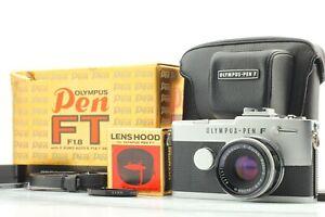 【MINT in BOX】 Olympus PEN FT Half Film Camera 38mm f/1.8 Lens From Japan #655