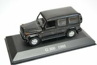 Mercedes-Benz G 300 W463 Black Wagen 1993 Year 1/43 Scale Collectible Model Car
