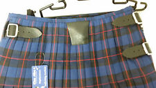 RANGERS 8 YARD WOOL  KILT ONLY EX HIRE £99 A1 CONDITION LARGE STOCK BUT HURRY