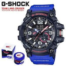 Team Landcruiser Casio G-Shock Mudmaster Watch Toyota Auto Body GG-1000TLC