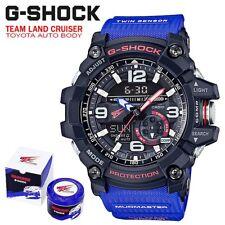 Team Landcruiser Casio G-Shock Mudmaster Watch Toyota Auto Body GG-1000TLC