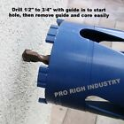 dry core bit with SDS Plus shank adapter for rotary hammer drill