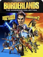 Borderlands Handsome Collection (Nintendo Switch, 2020)
