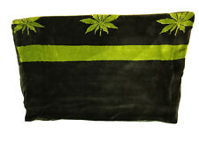 420 weed leaf mary jane marijuanna 1 Pillow Case Home Decor Rare Hard To Find