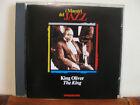 KING OLIVER the king- CD- I maestri del Jazz-De Agostini-fino 2 cd spese fisse