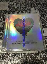 2NE1 2012 Global Tour Live CD  New Evolution in Seoul YG New Sealed