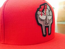 Higher Knowledge MF Doom SnapBack Handcrafted Goods Retro Bbc Diamond Bape