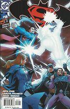 Superman Batman Comic Issue 18 Modern Age First Print 2005 Jeph Loeb Pacheco DC