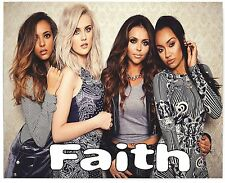 Personalised Little Mix Kids A5 Jigsaw Puzzle - Great Gift -