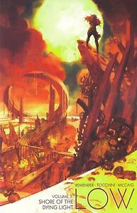LOW Volume 3: Shore of the Dying Light Softcover Graphic Novel