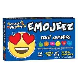 Candy The Fruit Emojeez Candy Heart Eyes Fruit Gummies Emoticon Emoji #1