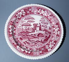 Pink Tower SPODE COPELAND --- Platte großer Teller 32 cm -------  England